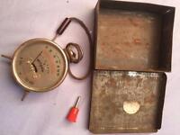 Vintage volt reading measuring