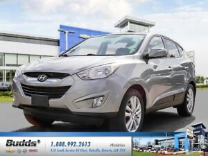 2010 Hyundai Tucson GL SAFETY AND RECONDITIONED