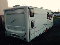Elddis avante 556 6 berth caravan