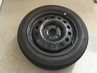 Ford Fiesta Alloy Wheel 195-50/R15