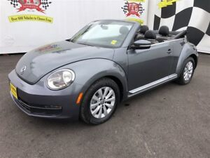 2013 Volkswagen Beetle Convertible Highline, Auto, Leather, Conv