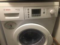 Bosh washing machine and dryer