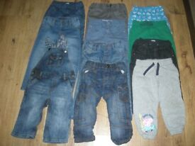 Boys Jeans and Trouser set doe ages 2-3 years