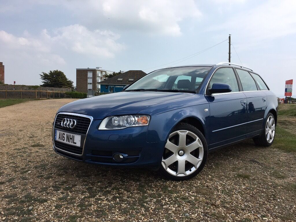 audi a4 avant estate b7 3 0 tdi se tiptronic quattro 5dr low mileage in milford on sea. Black Bedroom Furniture Sets. Home Design Ideas