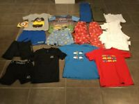 A mixed bundle of children's clothes. Age 7-8 years. In immaculate condition.