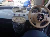 Fiat 500 Pop Rhd - 2008 - Low mileage, long MOT.