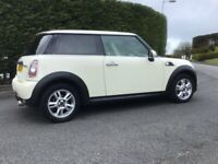 2013 mini one diesel in beautiful condition, trade sale £4000