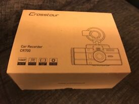 Brand New In Box Dash Cam/Video.170° Wide Angle,HDR;LCD,Motion Detection,Loop Recording