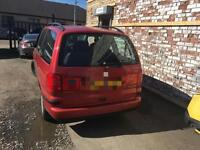 Seat Alhambra for sale SPARES OR REPAIRS