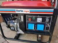 Clarke petrol generator FG3005