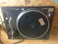 Technics SL-1210MK2 Turntable 1 Owner for 20years, B-Grade, perfect working order w/ cosmetic issues
