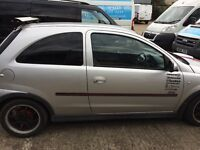 Cheap & modified 1.2 Vauxhall Corsa for sale
