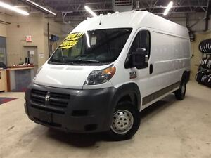 2016 Ram ProMaster 3500 HIGH ROOF.CARGO VAN.159 WHEEL BASE.V6 3.