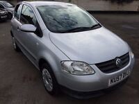 2007 57 VW Fox Urban 1.4 low mileage full history