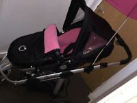 Icandy Apple pushchair travel system