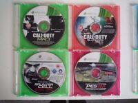 Xbox360 Games (£1 Each)