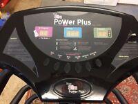 Slim Power Plus Vibration Plate