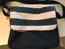 Oyster Vogue Humbug baby changing bag