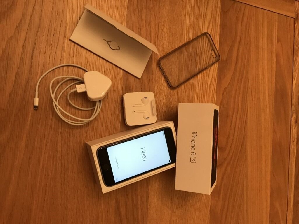 Apple iPhone 6S 64GBAS NEWWITH ACCESSORIESVODAFONE300 NO OFFERSin Harlow, EssexGumtree - Apple iPhone 6S 64GB AS NEW WITH ACCESSORIES VODAFONE £300 NO OFFERS Comes with Apple Lightning charger Apple iPhone headphones Clear Silicone Protective case All original packaging including SIM release key As new iPhone 6S 64GB Currently on...