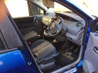 2005 Renault Megane Grande Scenic 1.6 manual petrol vvti 7 seater *no mot*