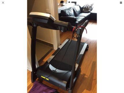 Lifespan rhythm treadmill