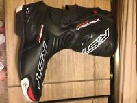 NEW RST Motorbike Boots - Size 11 (EU 46)