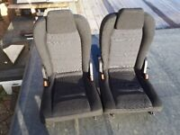 Peugeot 307sw spare 6th and 7th car seats