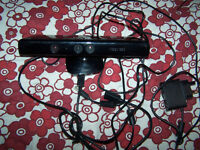 xbox 360 kinect no box but fully working .