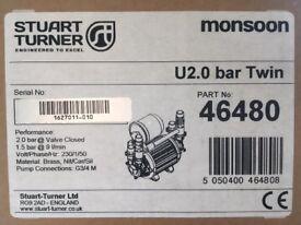 Stuart Turner Monsoon U2.0 bar water pump