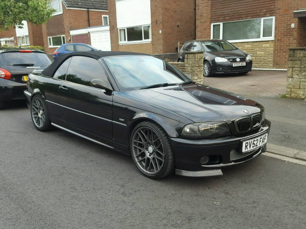 bmw e46 330ci convertible in redditch worcestershire gumtree. Black Bedroom Furniture Sets. Home Design Ideas