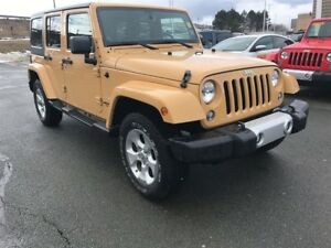 2014 Jeep WRANGLER UNLIMITED LETS GO JEEPIN!