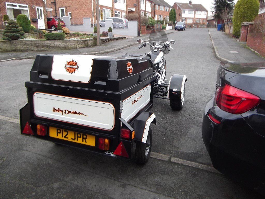 ERDE 122 TRAILER WITH HARDTOP HARDLY USED AS NEW WITH ALL WEATHER COVER