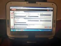 Diagnostic equipment laptop/tablet and vaccom