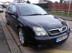 2005 VAUXHALL VECTRA 1,8 ESTATE CAR 1 YEARS MOT