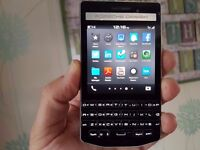 BLACKBERRY PORSCHE DESIGN P'9983 64GB CARBON FACTORY UNLOCKED
