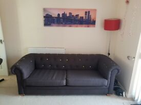 Carlton 2 Seater Sofa - Great Condition