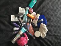 bath and body stuff ideal carboot/seller