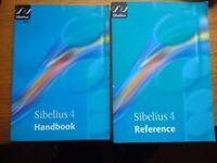 Avid Sibelius 4 Music Notation Handbook and Reference Manual