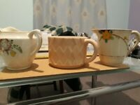 Vintage Collection of 3 different Jugs