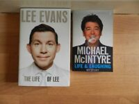 Comedian Autobiography Book Bundle