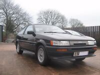 TOYOTA COROLLA GT COUPE 84-87 WANTED