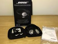 Bose Quiet comfort 3 acoustic noise cancelling headphones