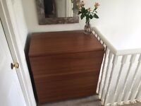 Chest of Drawers - 4 Drawers - excellent condition