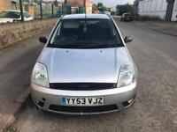 2003 Ford Fiesta for sale