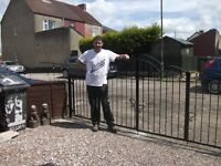 Quality Wrought Iron Gates, Railings, Hand Rails, and Iron Work, All Made To Measure, Free Quote