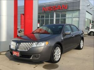 2011 Lincoln MKZ 3.5L, heated/cooled seats, moon roof