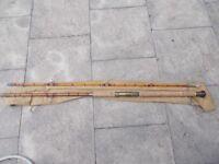 Marco, Split Cane Sea Rod.