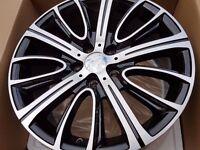 BMW Style Alloys for 3, 5, 7 series X3 X4. F01 F10 F30