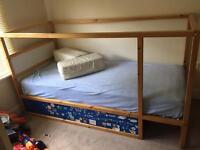 Ikea reversible bed KURA