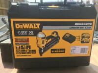 Dewalt first fix nail gun